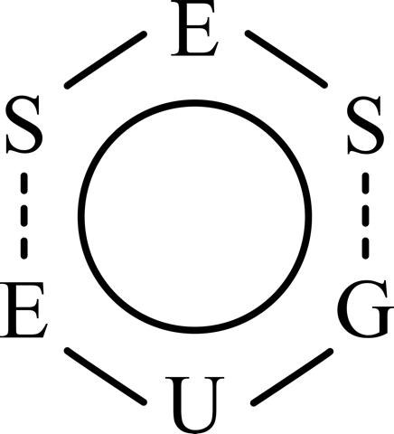 Logo European society of sonochemstry