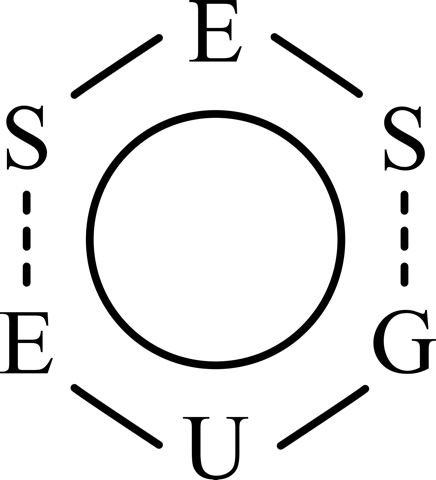 Logo European society of sonochemstry