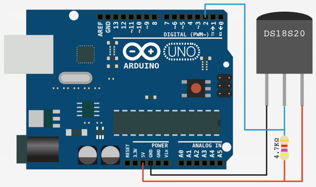 Arduino Device for Temperature Recording: A Cheap and Smart